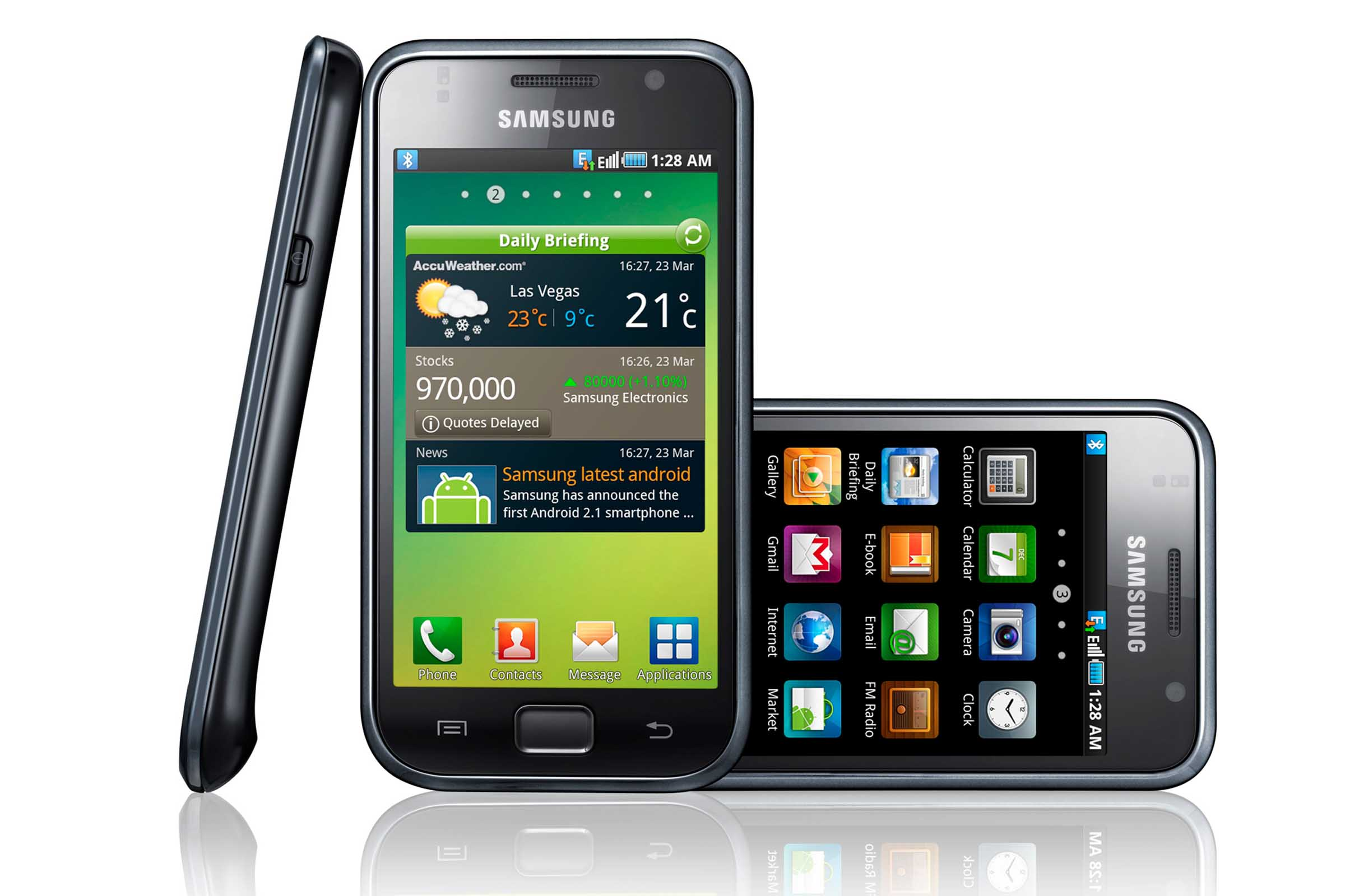 T-Mobile Samsung Galaxy S Phones