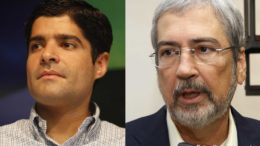 ACM Neto e Antonio Imbassahy em busca do poder executivo.