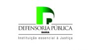 Logomarca da Defensoria Pública do Estado da Bahia.