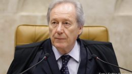 Enrique Ricardo Lewandowski, presidente do STF.