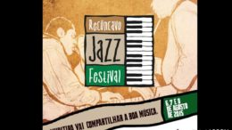 Cartaz do 'Recôncavo Jazz Festival'.