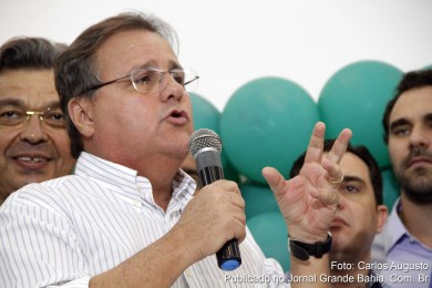 Geddel Vieira Lima critica volume de assassinatos apontando descontrole do Estado.