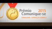 Cartaz do Premio 2015 Comunique-se.