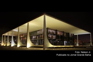 Sede do Supremo Tribunal Federal (STF).