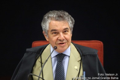 Marco Aurélio Mello tomou posse como presidente do Instituto UniCeub de Cidadania.
