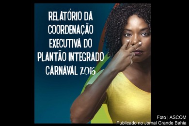 Cartaz Plantão Integrado.