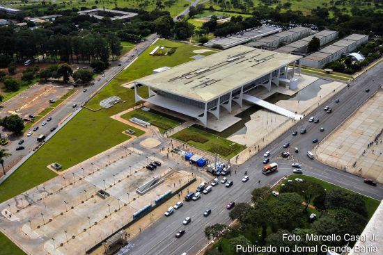 Brasília, Palácio do Planalto.
