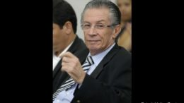 Vice-presidente estadual do Democratas, Heraldo Rocha.