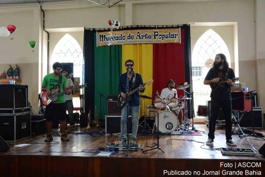 Banda Escola Pública abriu nova temporada do Música no MAP.