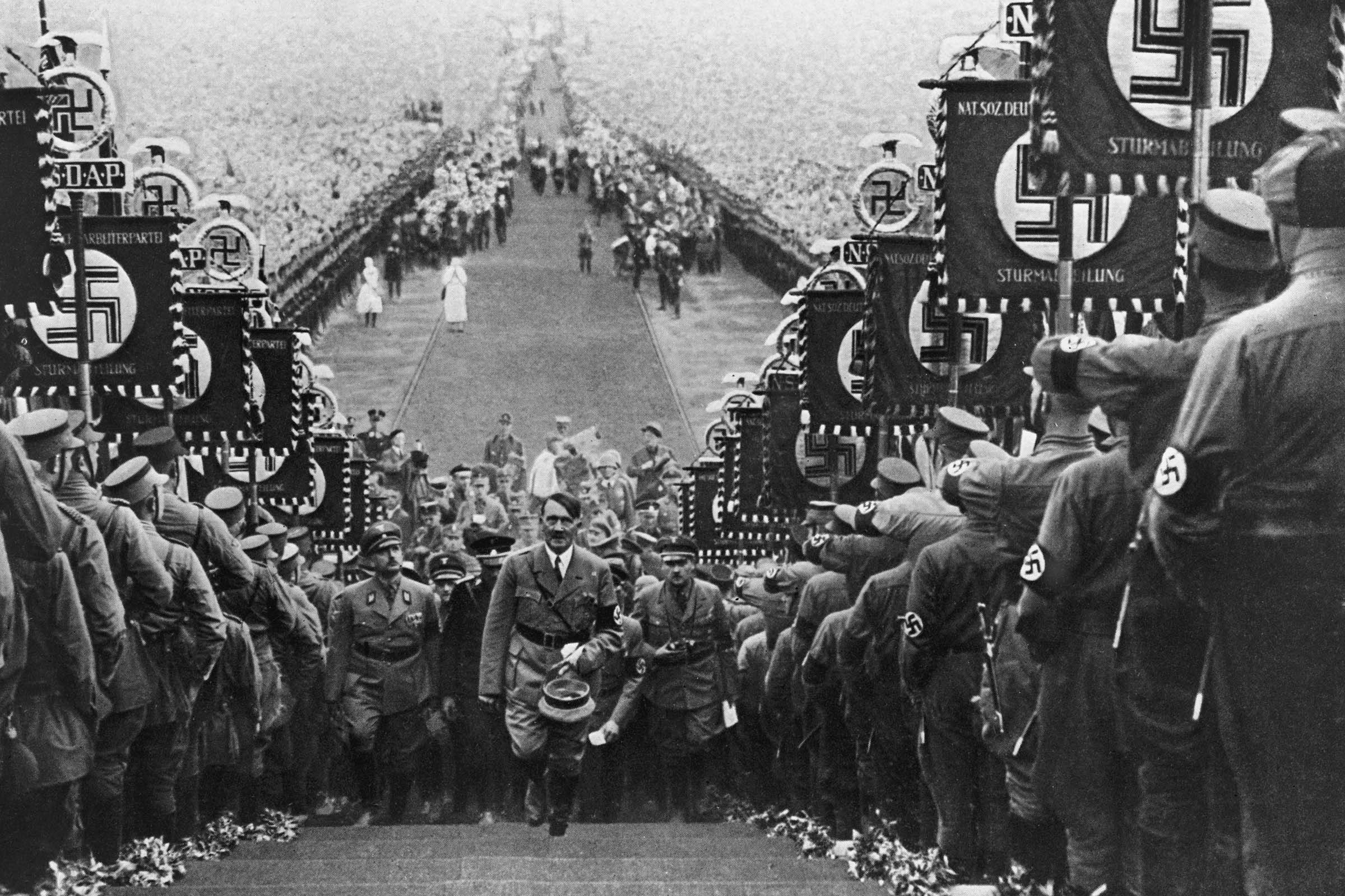 essay on adolf hitler rise to power adolf hitler's rise to power in nazi germany is nothing less than astounding in a little over a year, one man completely manipulated an entire government.
