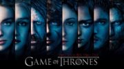 Cartaz da série 'Game of Thrones'.